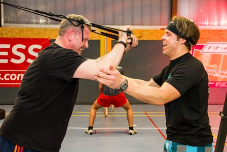 Boot Camp aeroSling von Fit mit Chris Personal Training