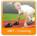 Fit mit Chris: MBT-Training