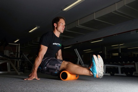Mobilisation der Beine von Fit mit Chris Personal Training