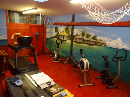 Personal Trainer Dresden Fit mit Chris Studio