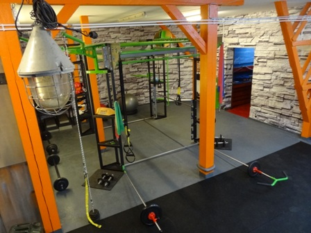 Personal Training Dresden Studio Fit mit Chris